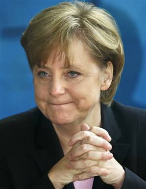 Angela Merkel's election win is reward for weathering the euro crisis at home