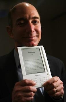 Amazon's Jeff Bezos can enjoy WikiLeaks on his Kindle now