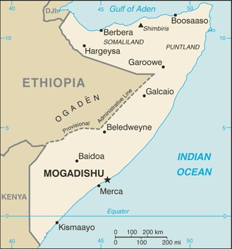Ethiopia troops quit Somali capital Mogadishu - Telegraph
