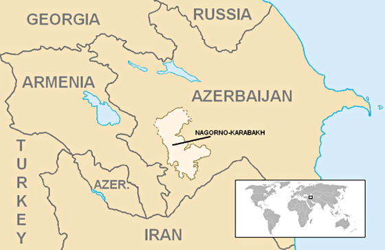 Nagorno-Karabakh conflict: Continued fighting, shuttled diplomatic efforts before Washington talks